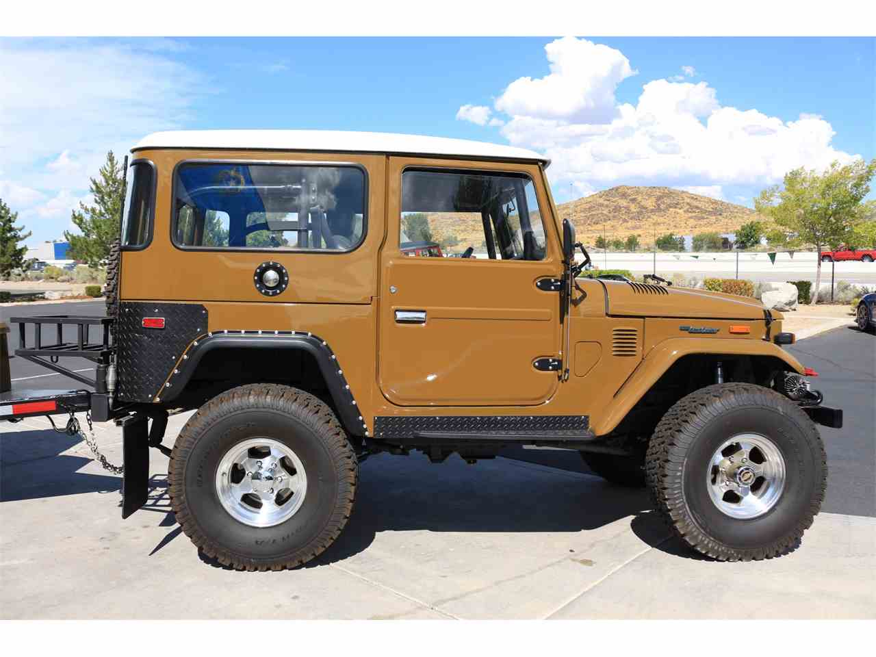 Large Picture of '75 Toyota Land Cruiser 4X4 with Trailer located in Nevada - $62,500.00 - LVUD