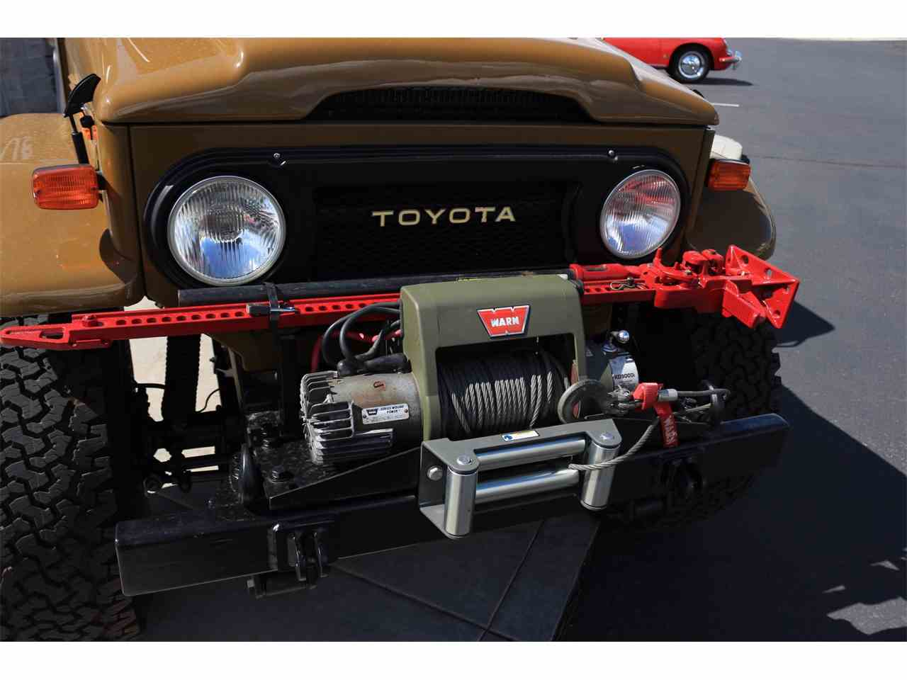 Large Picture of 1975 Land Cruiser 4X4 with Trailer located in Nevada - $62,500.00 - LVUD
