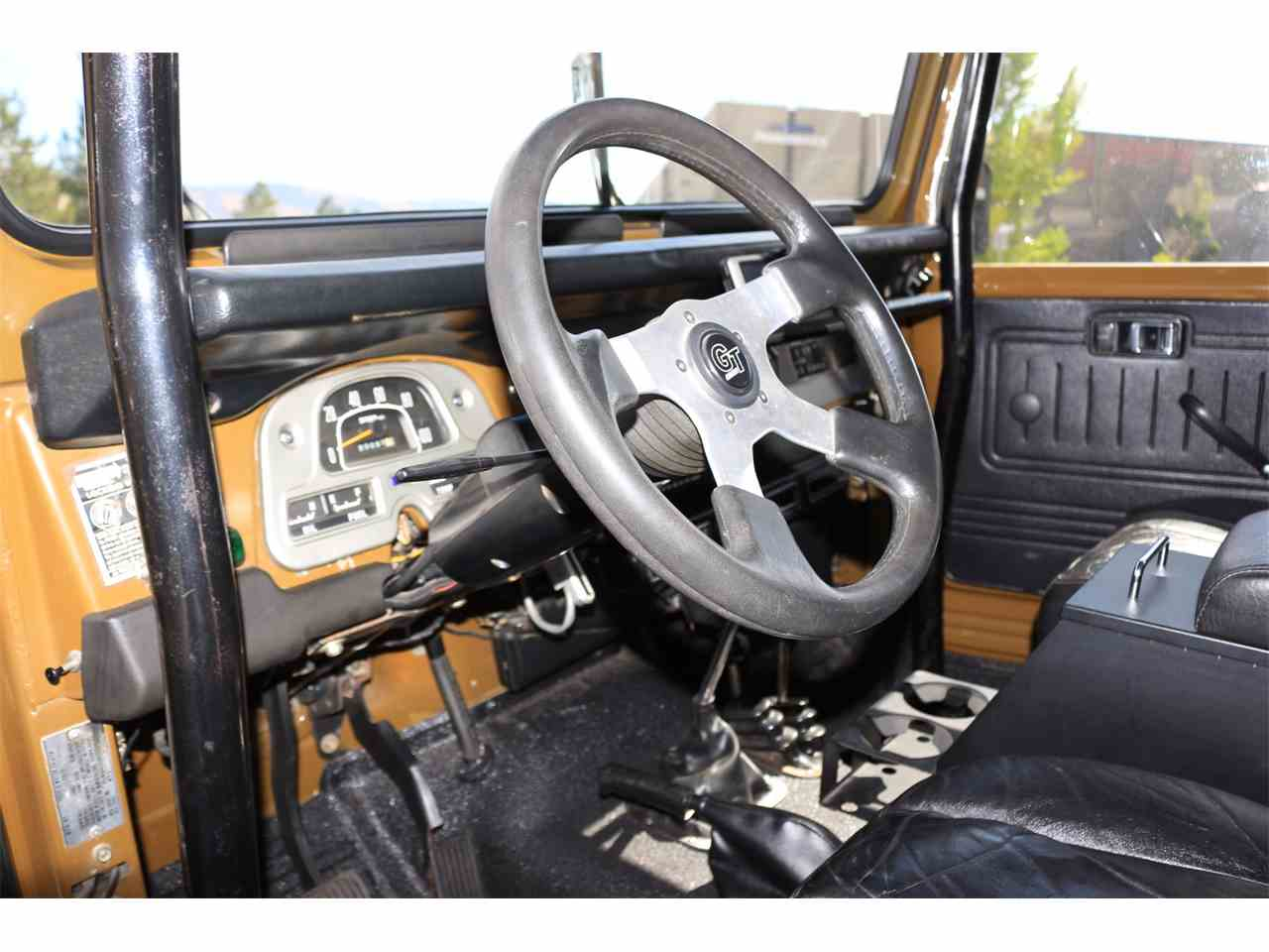 Large Picture of 1975 Land Cruiser 4X4 with Trailer Offered by Sport Haus Reno - LVUD