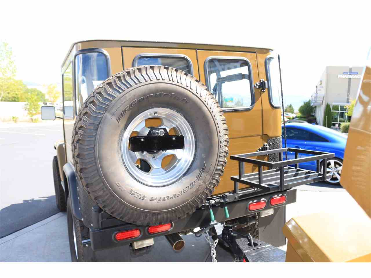 Large Picture of 1975 Land Cruiser 4X4 with Trailer located in Nevada - $62,500.00 Offered by Sport Haus Reno - LVUD