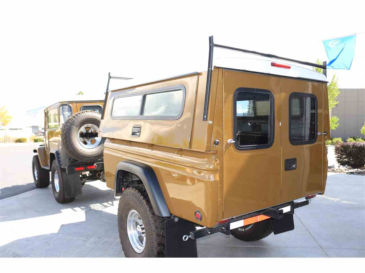 Large Picture of 1975 Toyota Land Cruiser 4X4 with Trailer - $62,500.00 - LVUD
