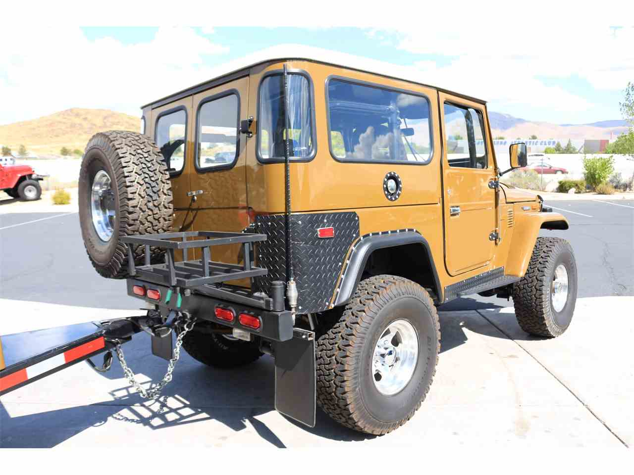 Large Picture of 1975 Land Cruiser 4X4 with Trailer located in Reno Nevada Offered by Sport Haus Reno - LVUD