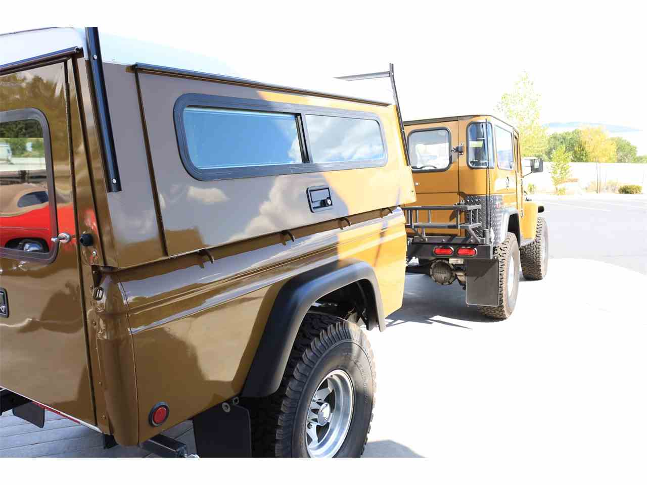 Large Picture of 1975 Toyota Land Cruiser 4X4 with Trailer located in Nevada - LVUD