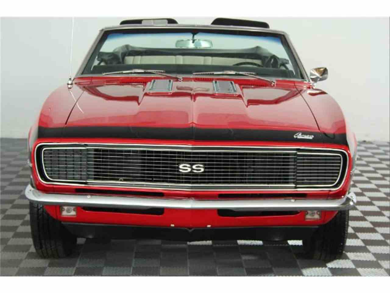 Large Picture of '68 Camaro - LVUO
