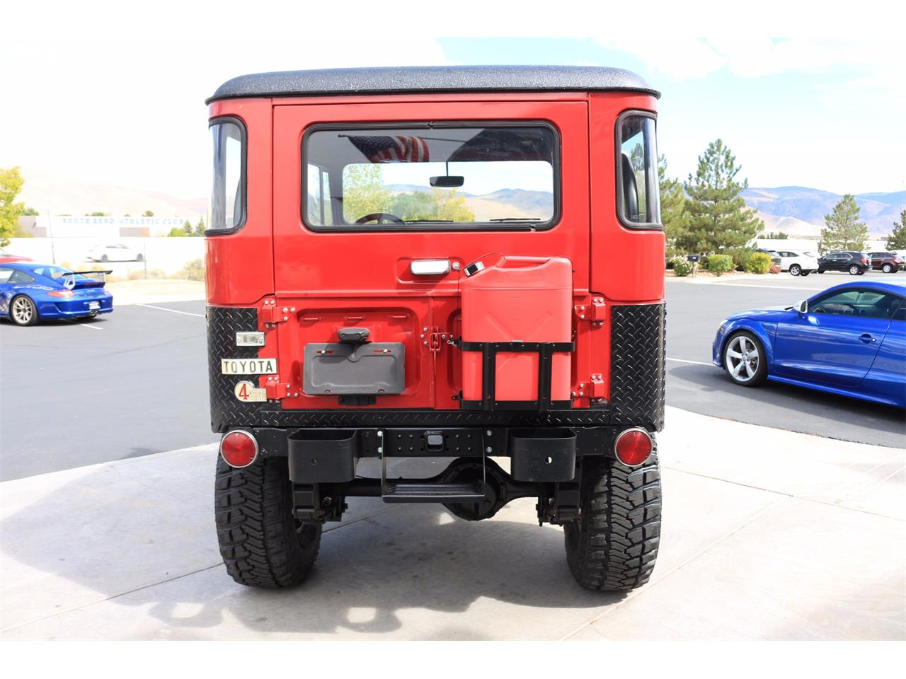 Large Picture of '70 Land Cruiser FJ - LVUT