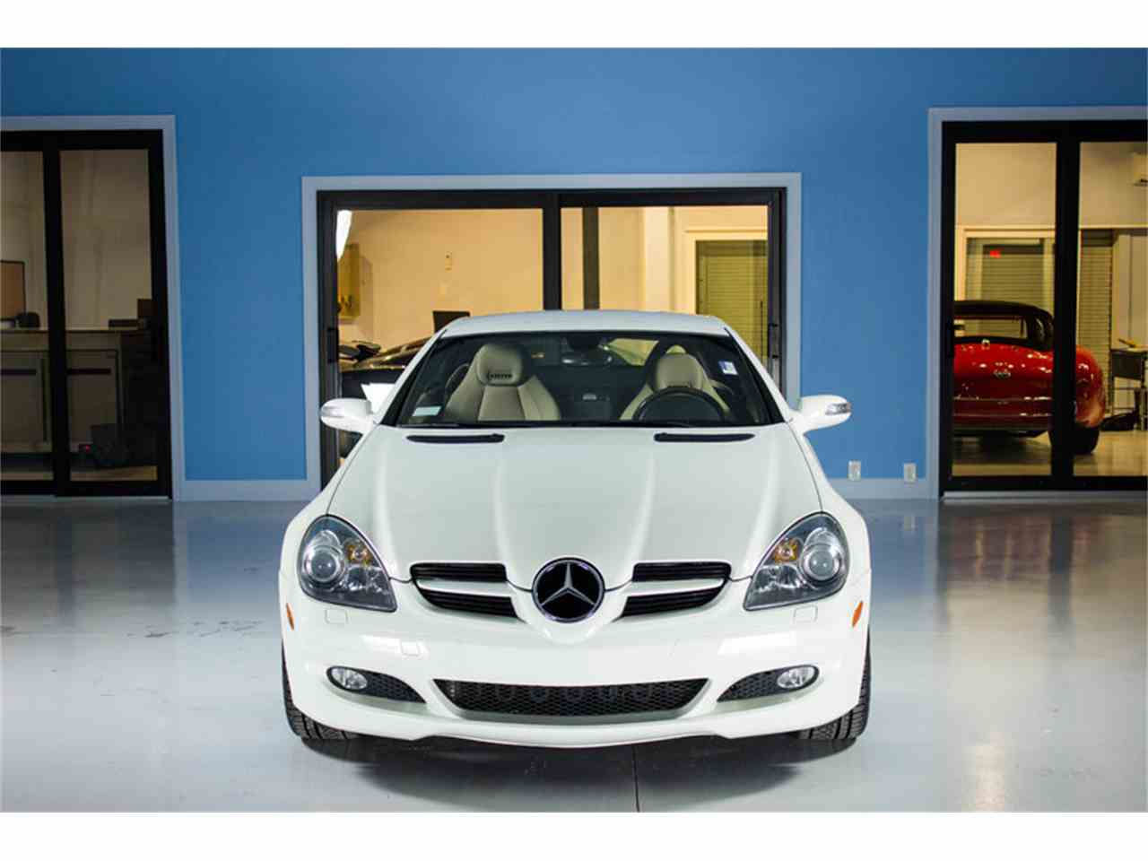 Large Picture of '07 SLK 350 Convertible - LVV7