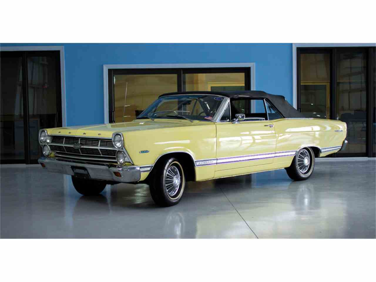 Large Picture of '67 Fairlane 500 XL - LVVF