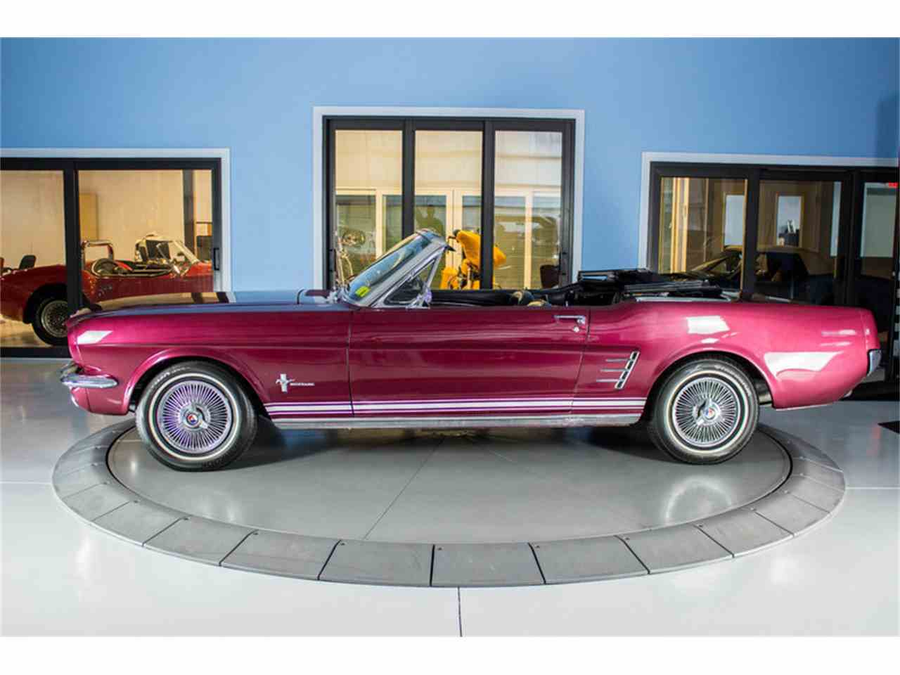 Large Picture of '66 Mustang - LVVH