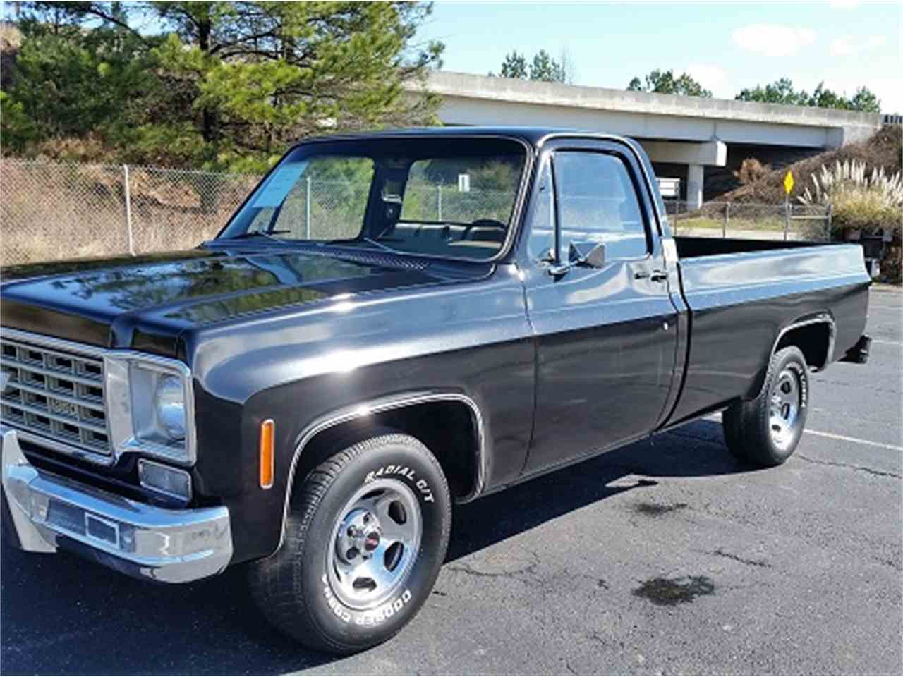Large Picture of '75 C10 - LV4G