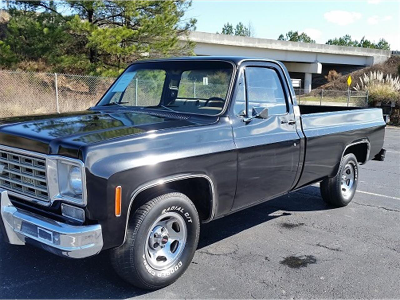 Large Picture of '75 Chevrolet C10 located in Simpsonsville South Carolina - $6,950.00 - LV4G