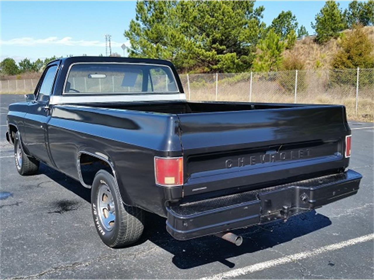 Large Picture of '75 Chevrolet C10 located in South Carolina - $6,950.00 - LV4G