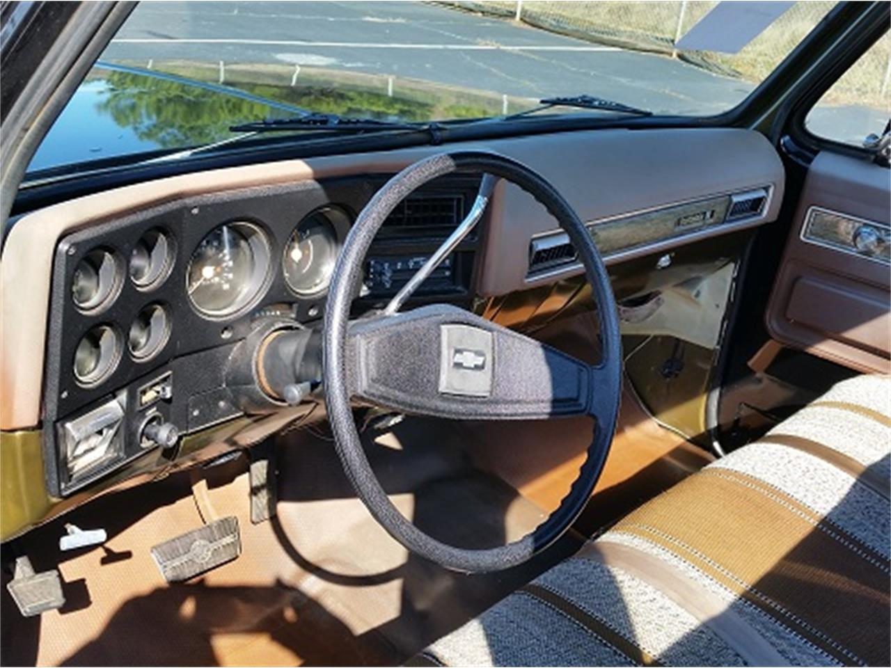 Large Picture of '75 C10 located in Simpsonsville South Carolina - $6,950.00 Offered by Dream Cars of the Carolinas - LV4G