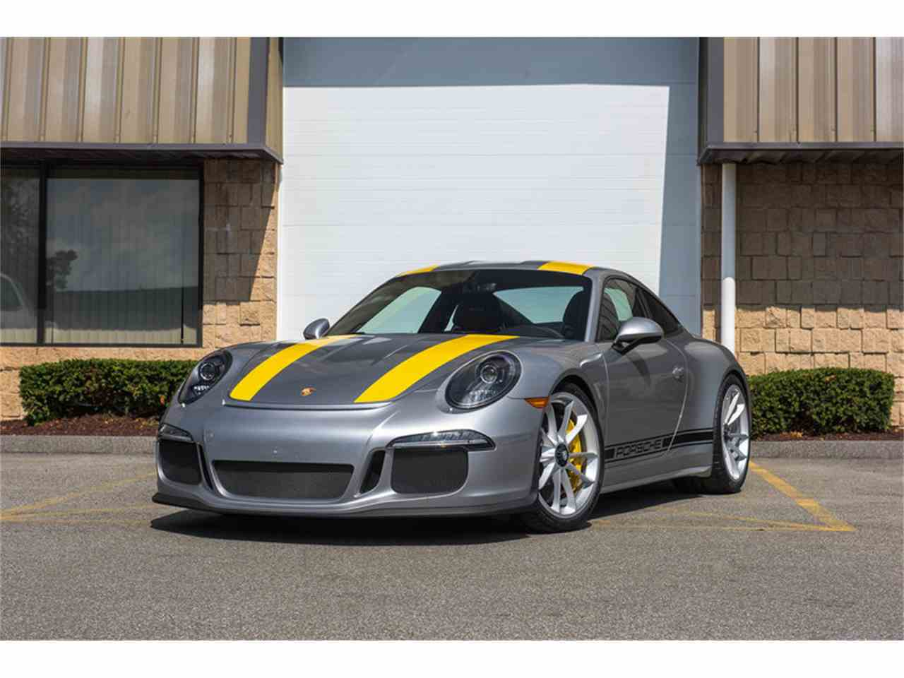 2016 Porsche 911 R for Sale | ClicCars.com | CC-1020113