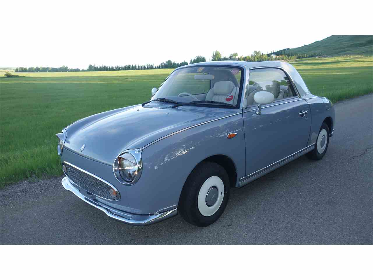 Large Picture of '91 Figaro - LVX5