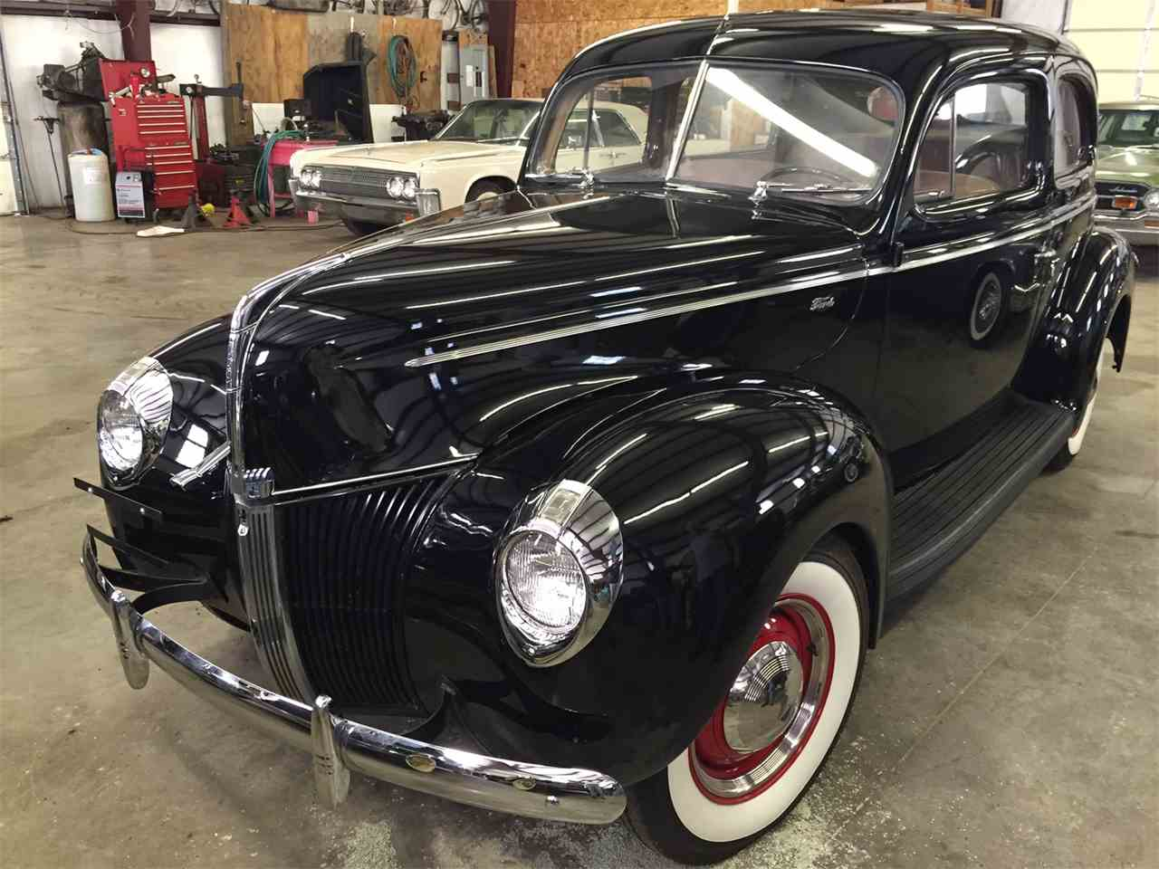 Large Picture of 1940 Sedan Auction Vehicle Offered by Smith Auctions LLC - LVXB