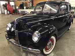 Picture of 1940 Ford Sedan located in Overland Park Kansas Auction Vehicle - LVXB