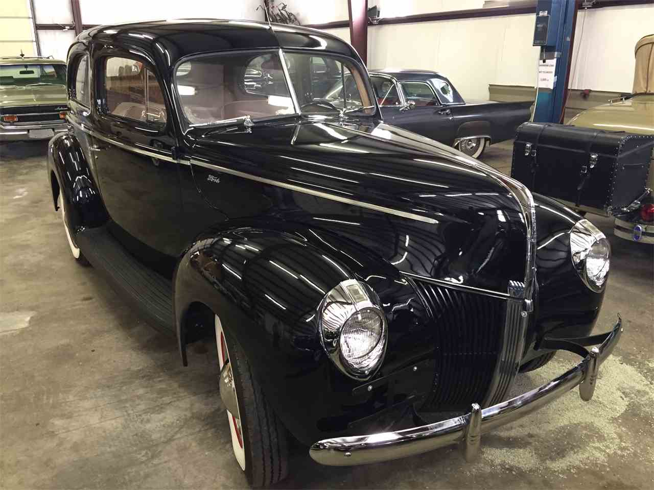 Large Picture of '40 Sedan - LVXB