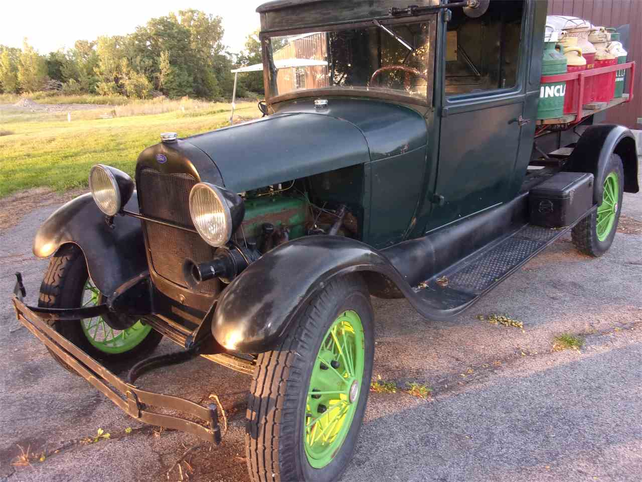 Large Picture of '28 Model A Pickup - LVXE