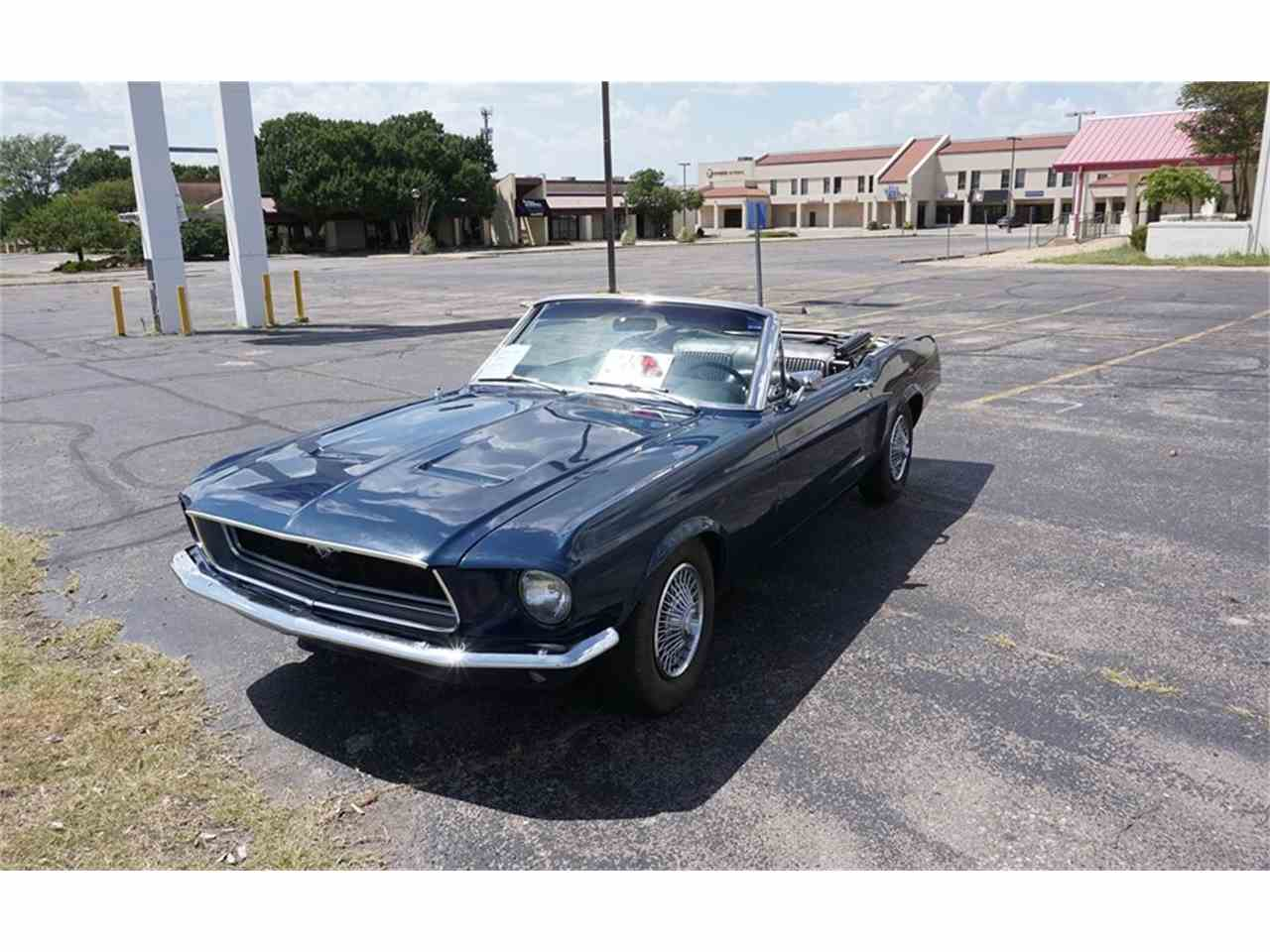 Large Picture of '68 Mustang - LVXI