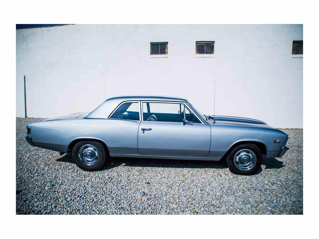 Large Picture of '67 Chevelle - LVXK