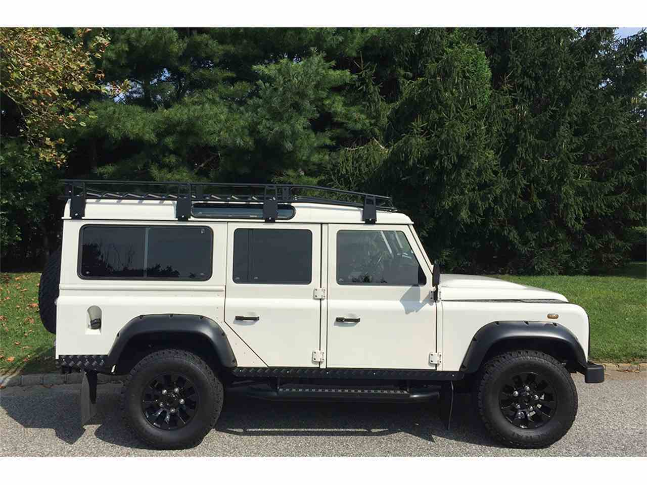 Large Picture of '91 Defender - LVXN