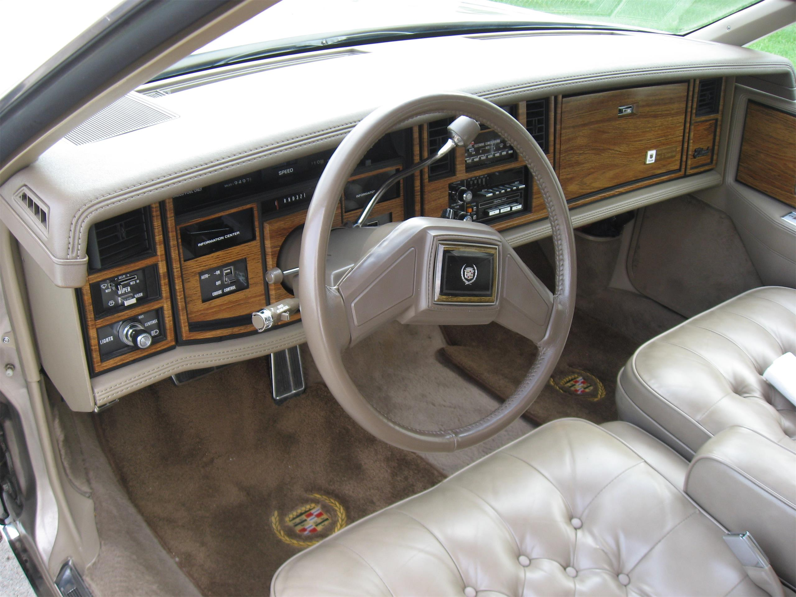 Large Picture of '85 Eldorado Biarritz - LVXR