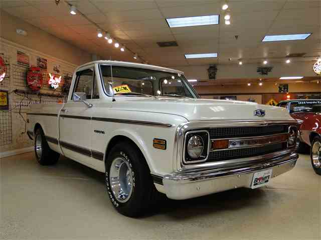 Picture of '69 C10 - LV4N