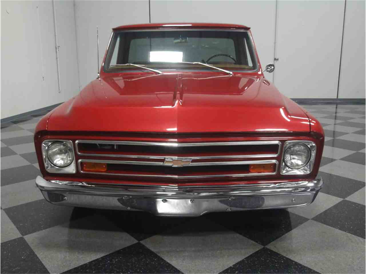 Large Picture of '68 C10 - LV4O