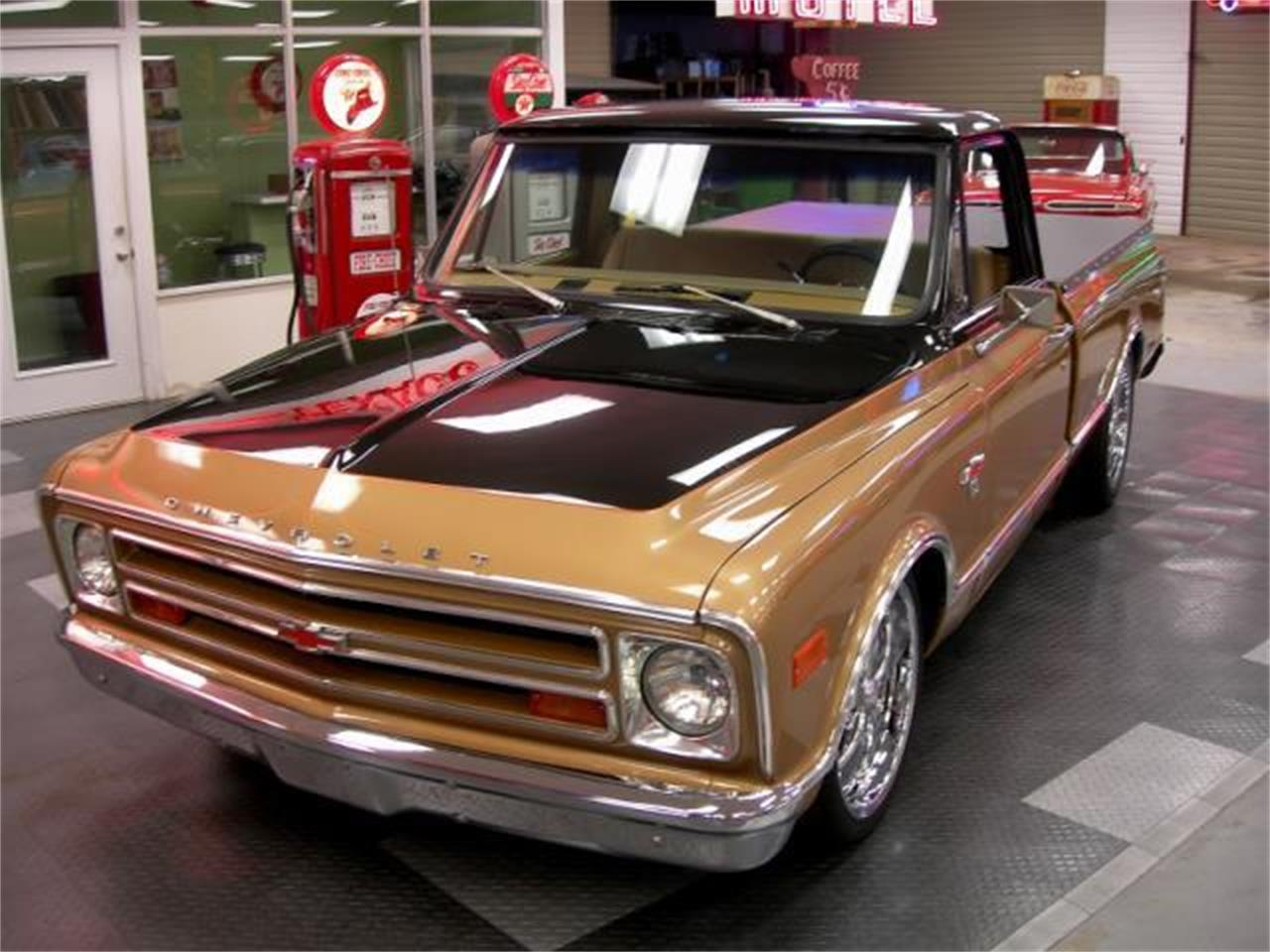 Large Picture of '68 C10 - LV4U