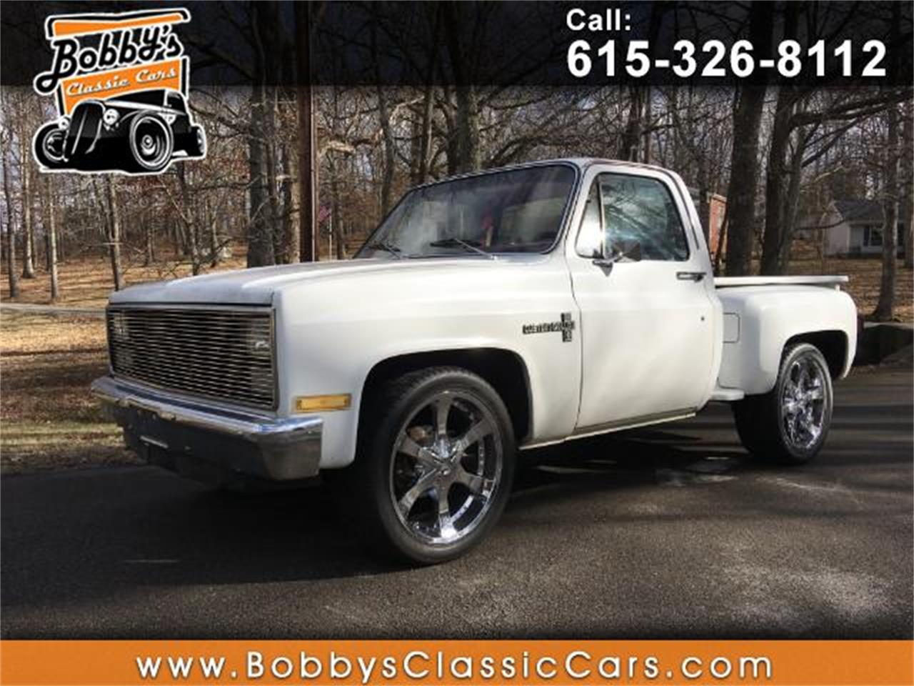 Large Picture of '83 C10 - LV4W