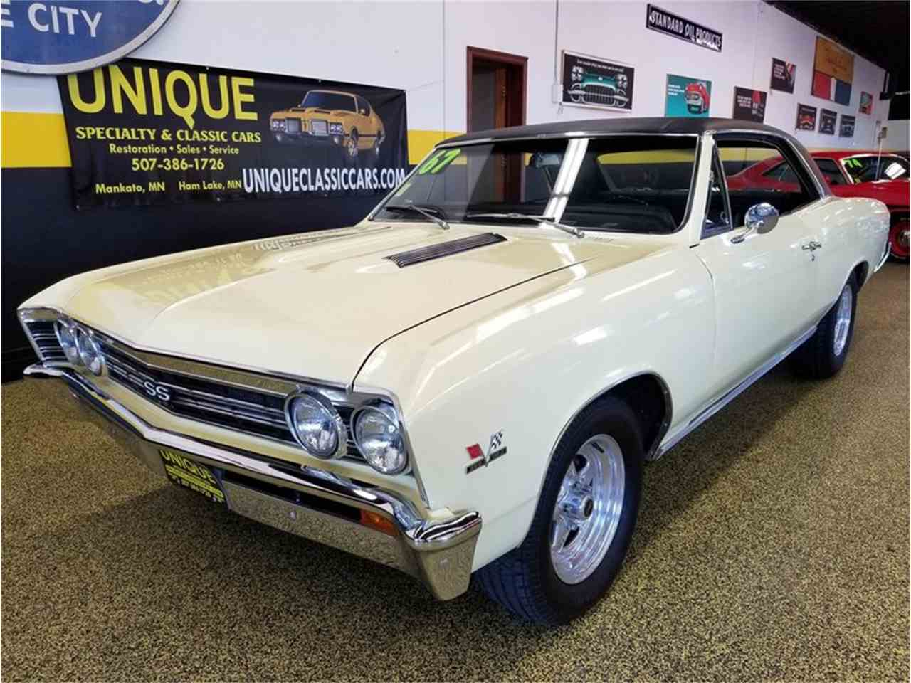 Large Picture of '67 Chevelle - LV4X