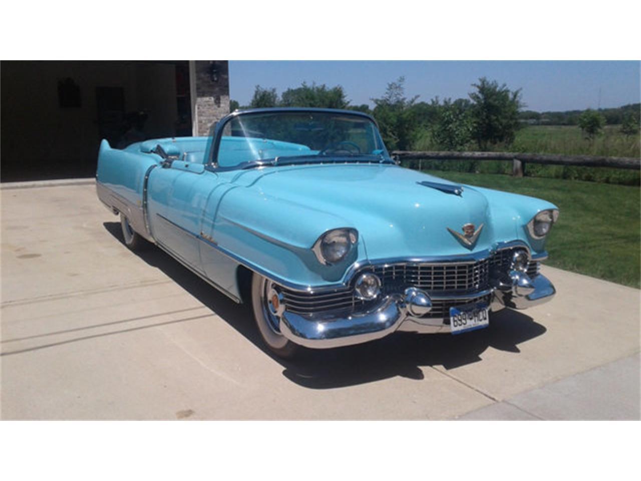 1954 Cadillac Eldorado For Sale Cc 1021294 El Dorado Large Picture Of 54 Lw1a