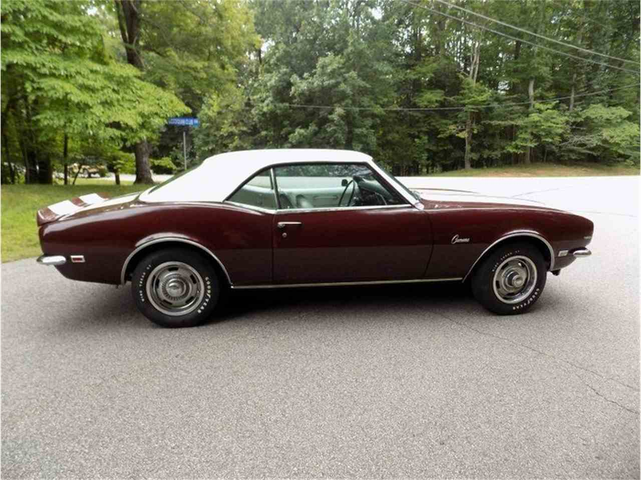 Large Picture of '68 Camaro Z28 Auction Vehicle Offered by GAA Classic Cars Auctions - LV5M