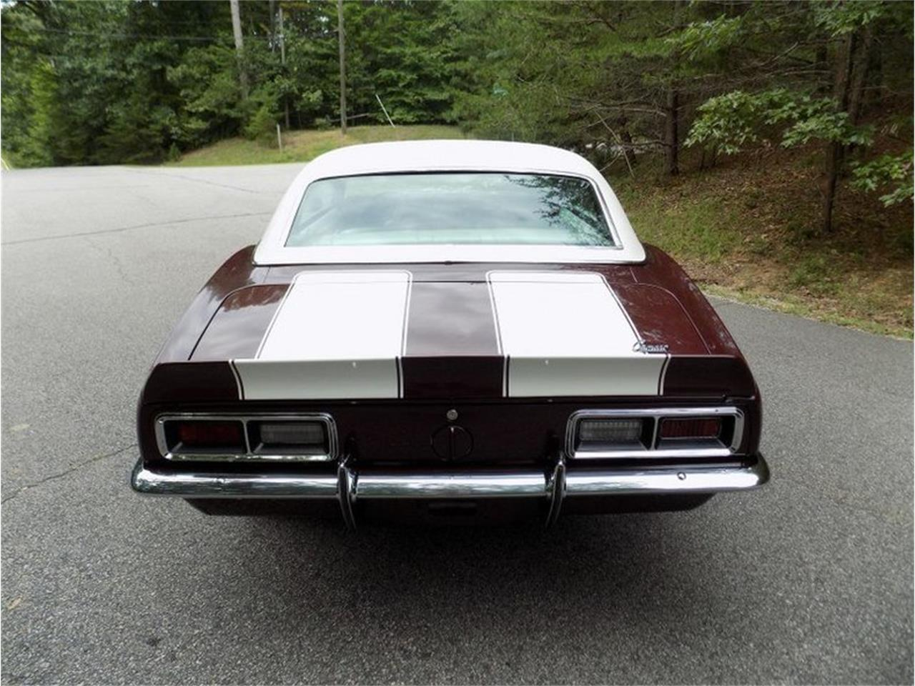 Large Picture of Classic 1968 Camaro Z28 Auction Vehicle Offered by GAA Classic Cars Auctions - LV5M
