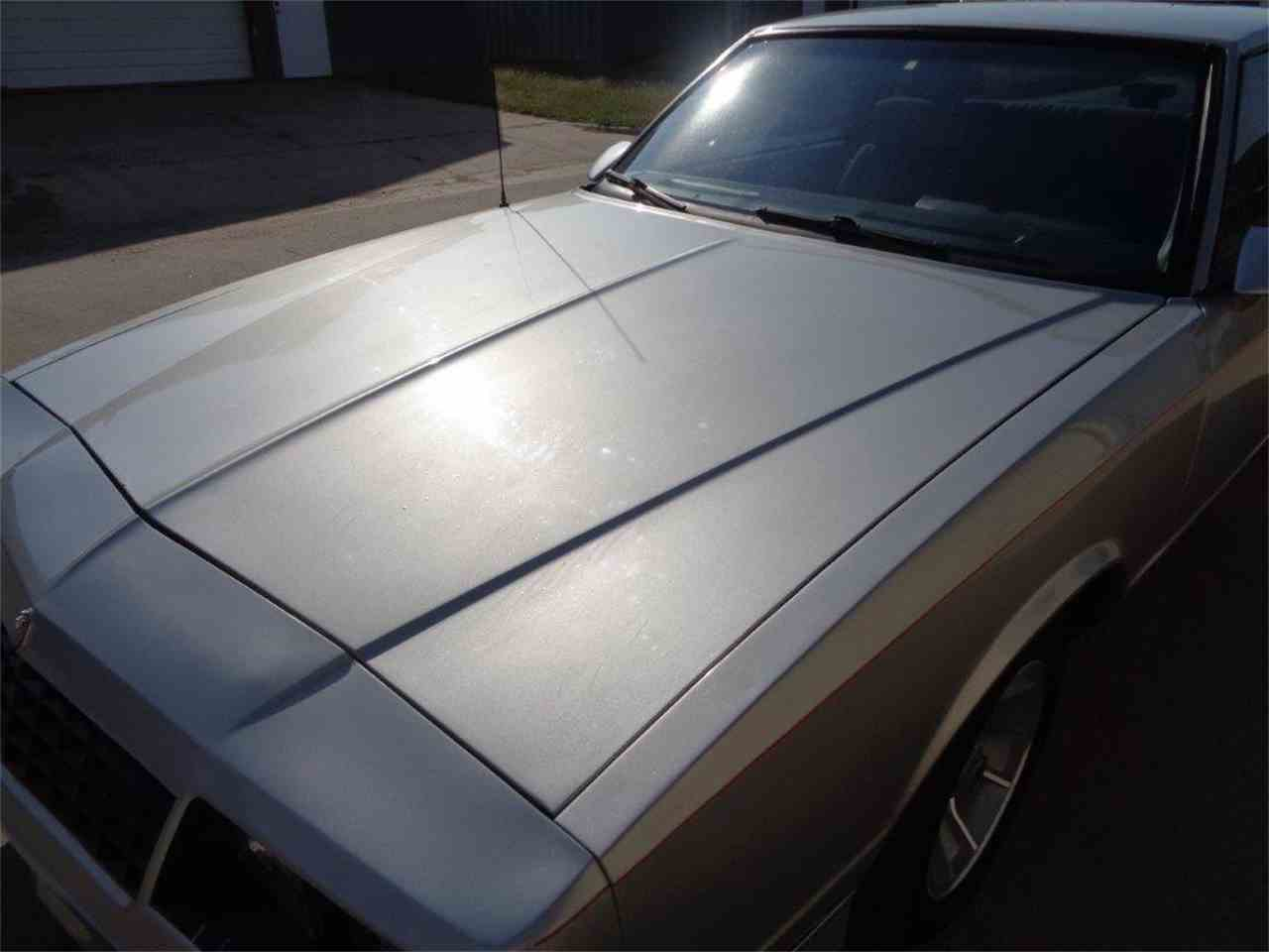 Large Picture of '87 Monte Carlo - LW9C