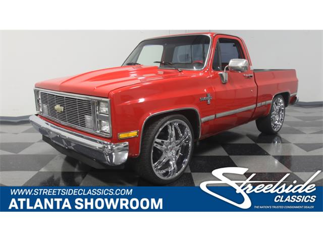 Picture of '86 C10 located in Lithia Springs Georgia - $18,995.00 Offered by  - LV5R