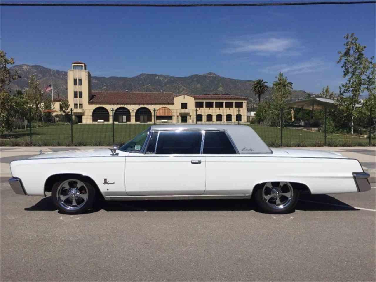 1964 Chrysler Imperial for Sale | ClassicCars.com | CC-1020164