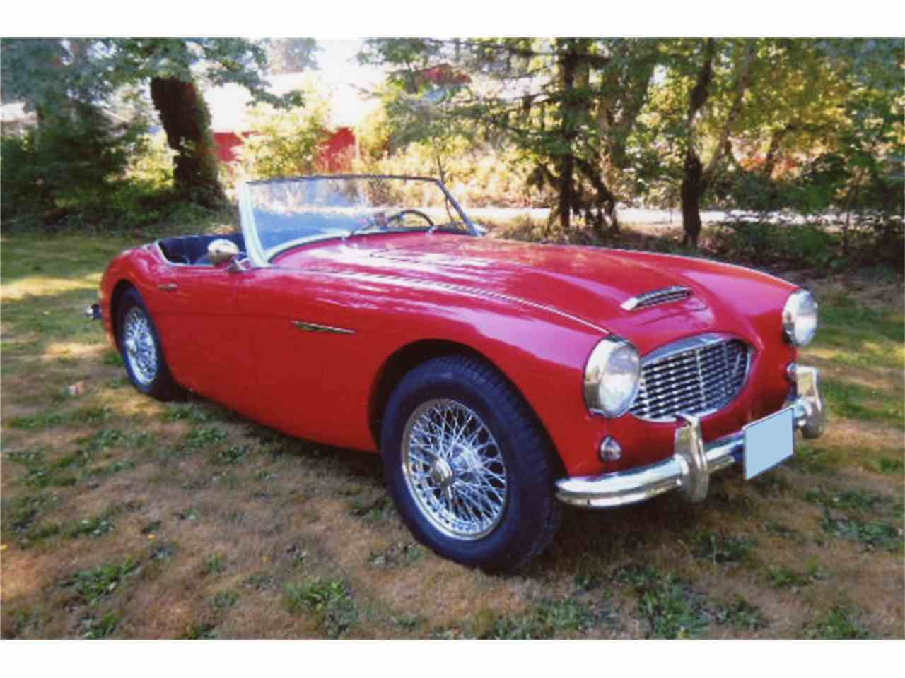 Large Picture of '60 Austin-Healey 3000 - LWB4