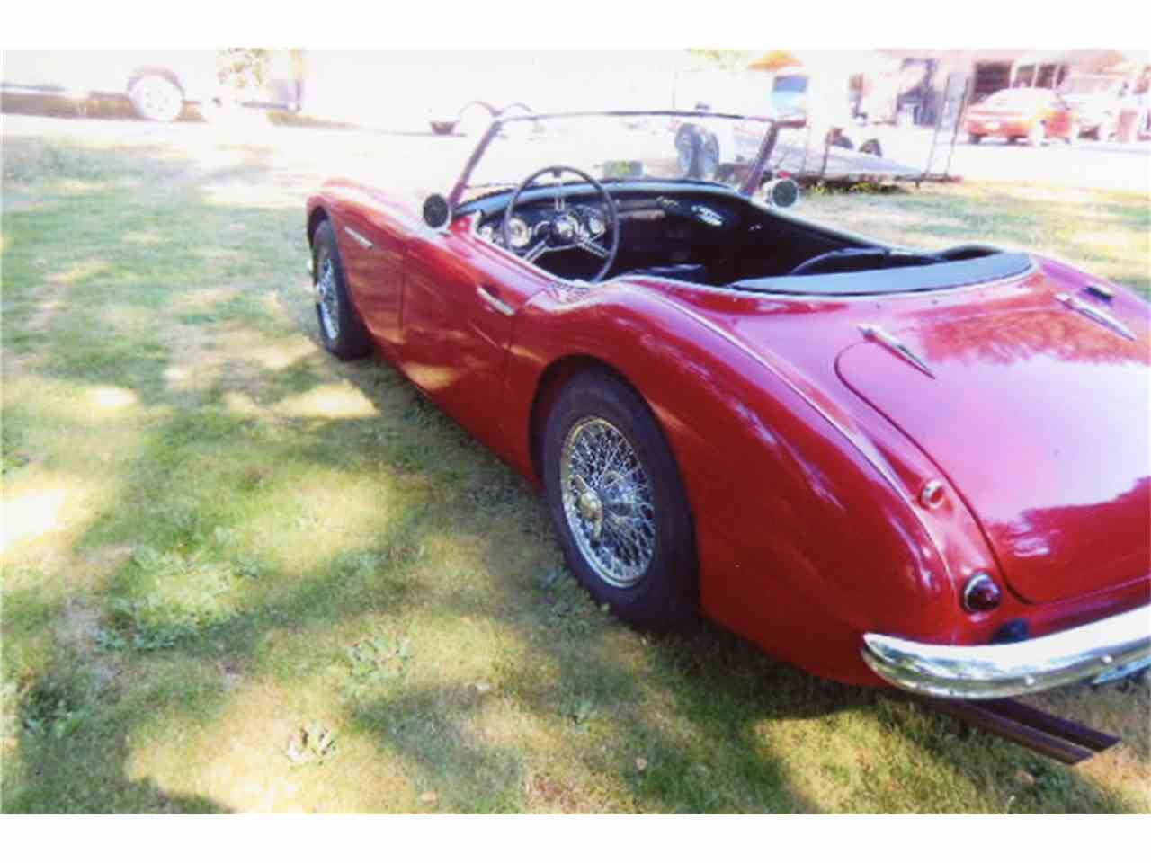 Large Picture of Classic '60 Austin-Healey 3000 - LWB4