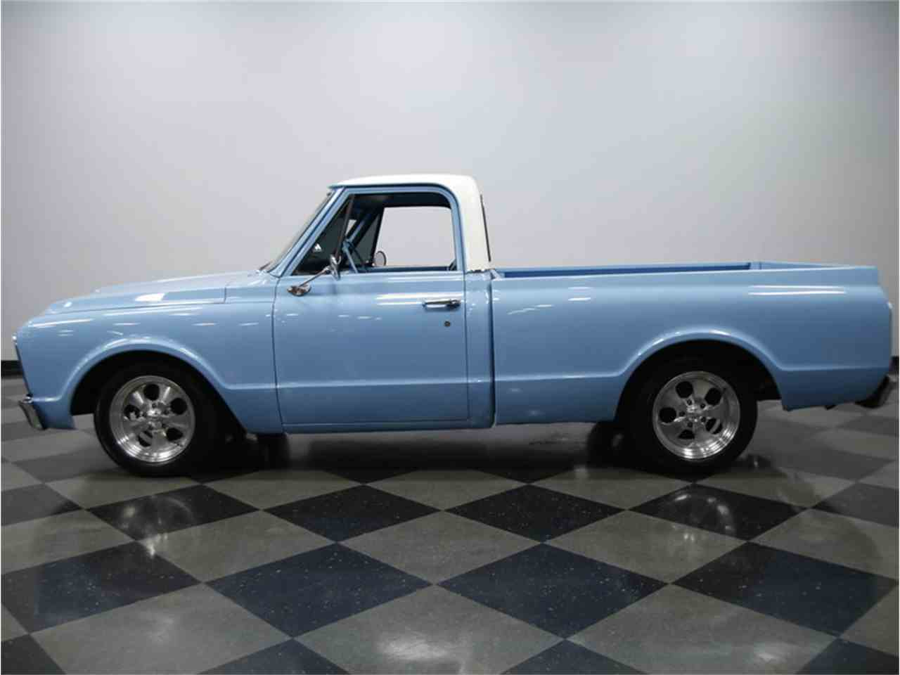Large Picture of '67 C10 - LV5X