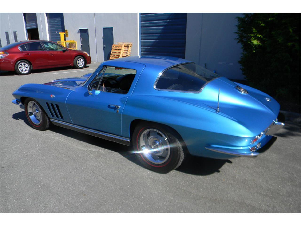 Large Picture of '66 Corvette - LWB7