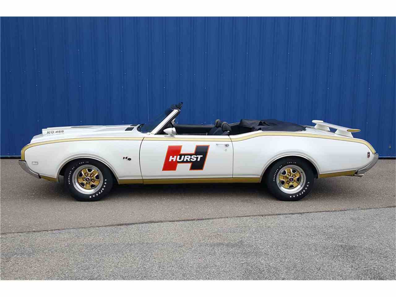 Large Picture of Classic '69 Cutlass located in Las Vegas Nevada Auction Vehicle Offered by Barrett-Jackson - LWBH