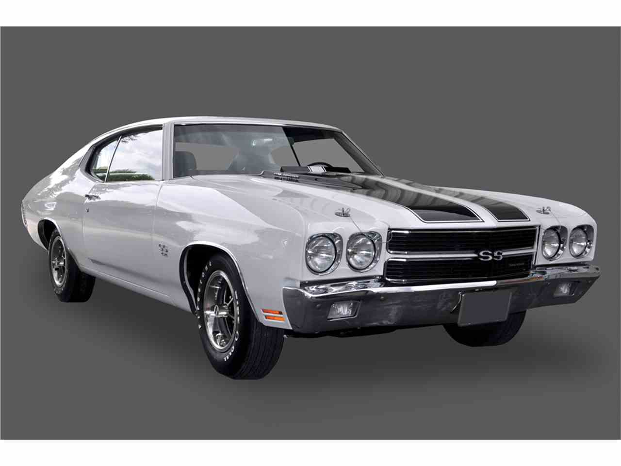 Large Picture of '70 Chevelle SS - LWBI