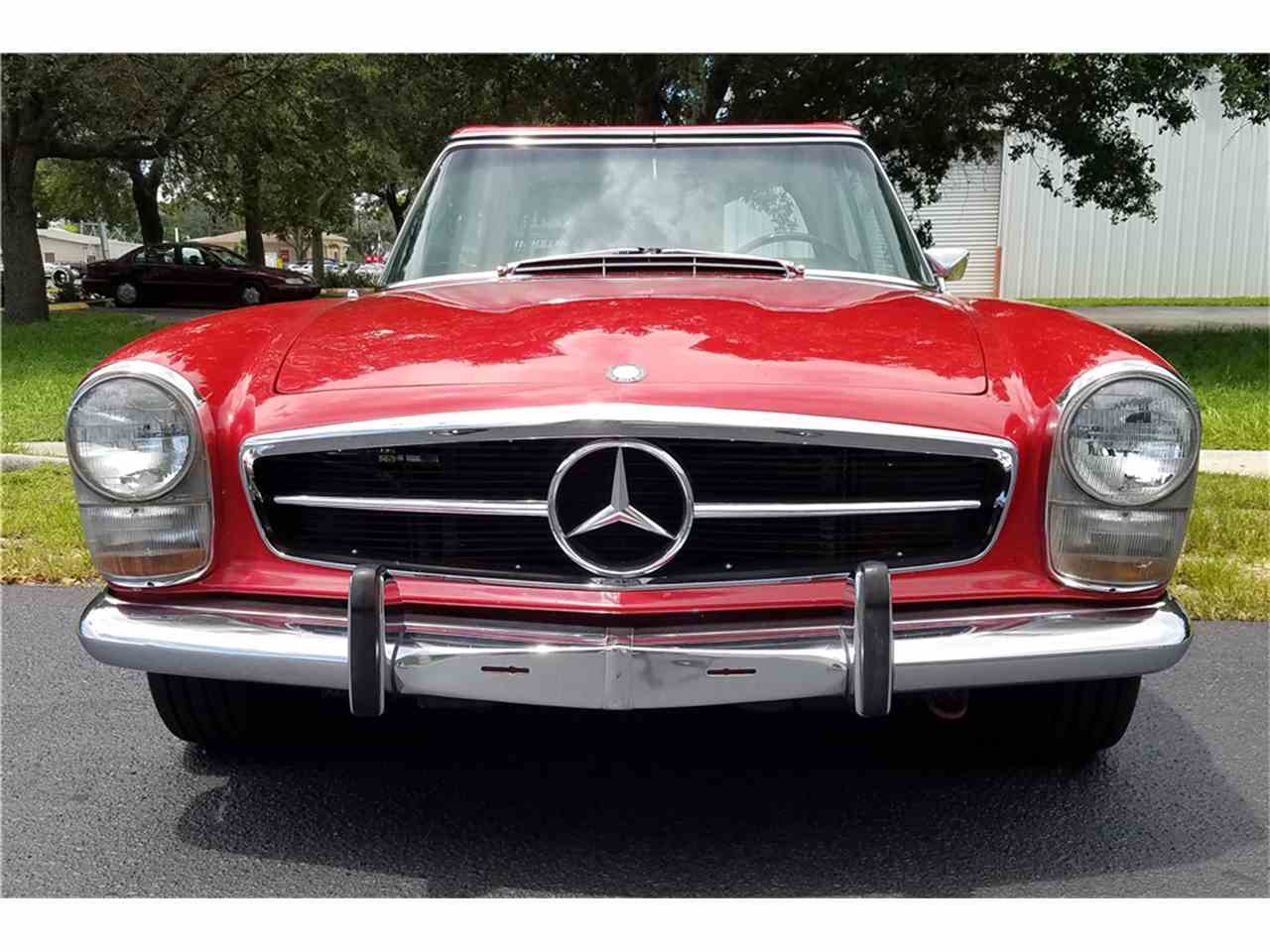 Large Picture of '68 280SL - LWBT
