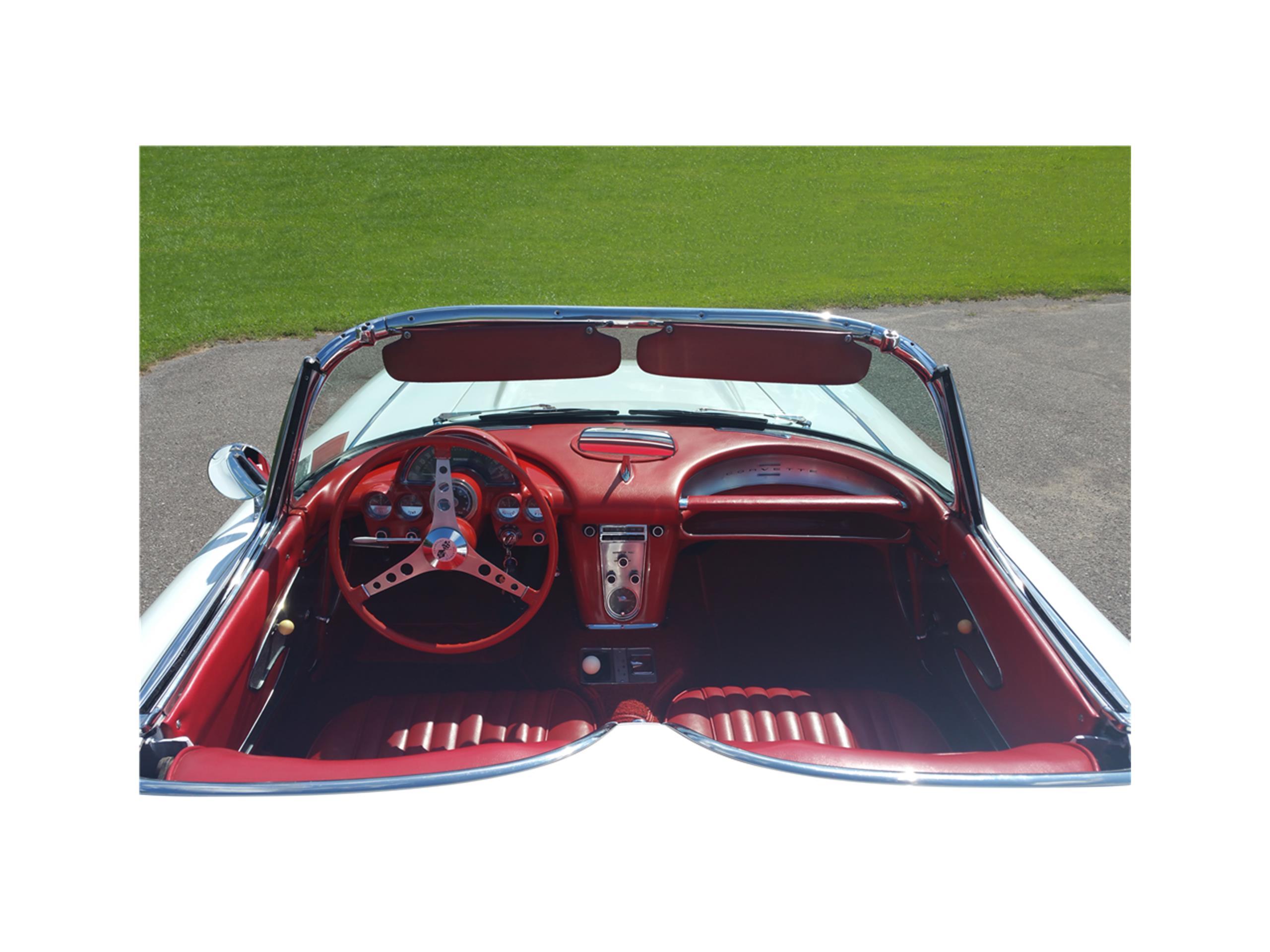 Large Picture of '60 Corvette - LWBX