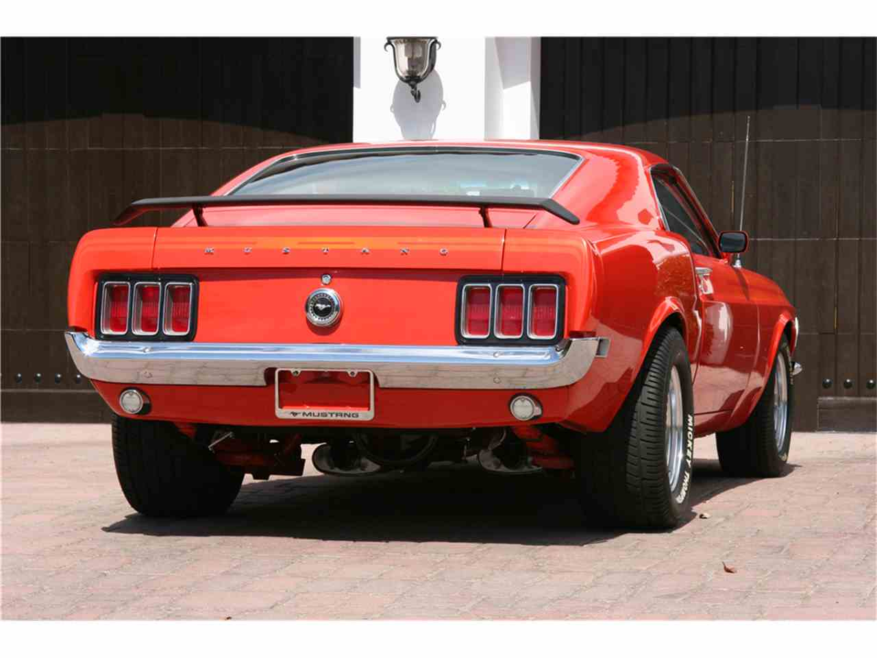 Large Picture of '70 Mustang - LWC0