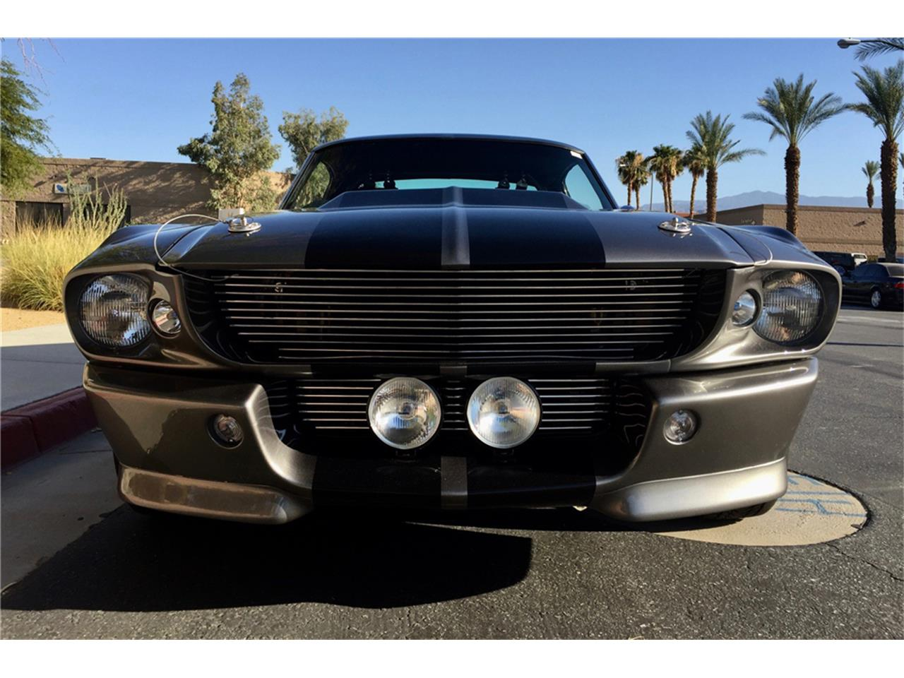 Large Picture of '67 Mustang - LWC2