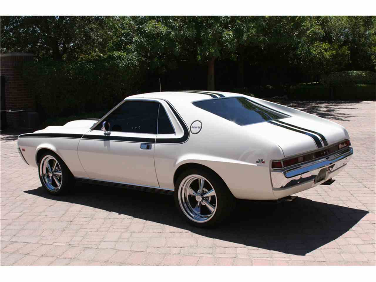 Large Picture of '68 AMX - LWC6