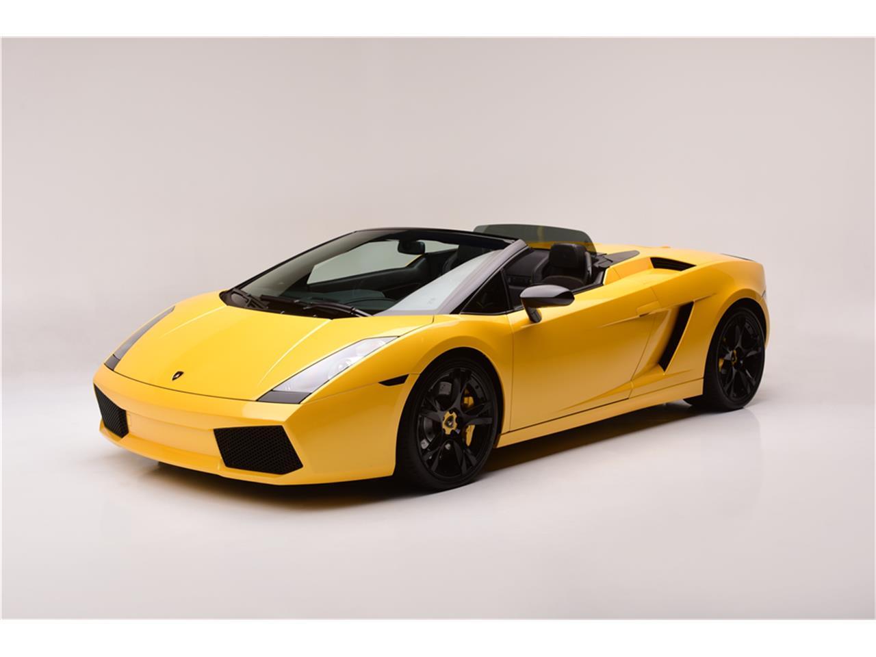 2007 Lamborghini Gallardo For Sale Classiccars Com Cc 1021693