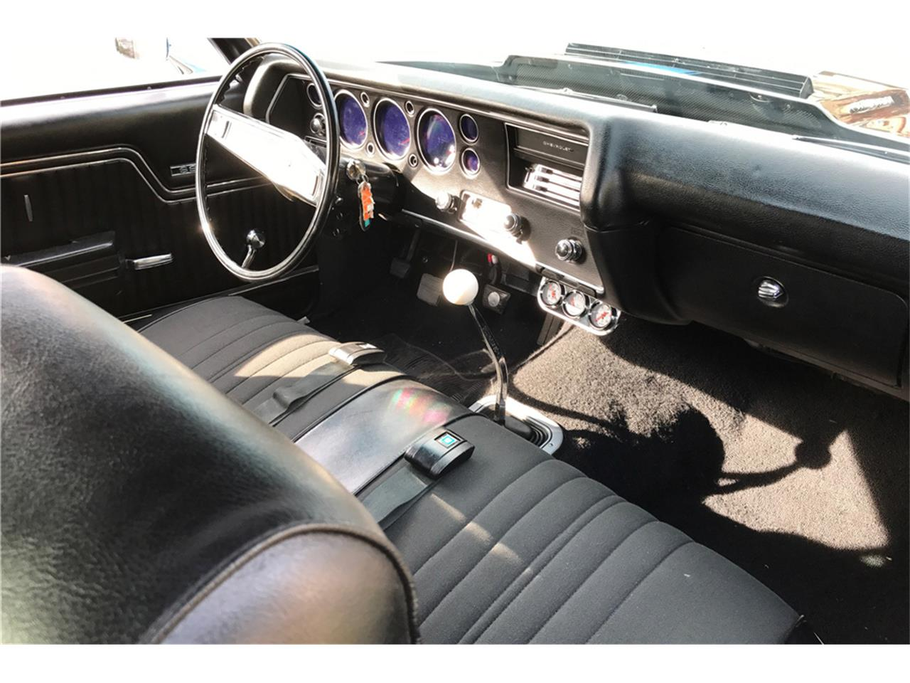 Large Picture of '70 Chevelle - LWCI